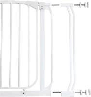 Дополнительная секция ворот безопасности для дверей, коридоров, лестниц 9 см
